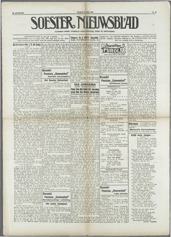 Soester Courant 1933-07-21