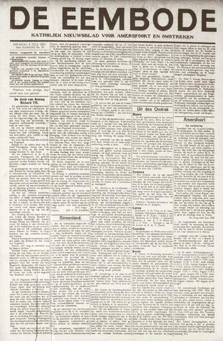 De Eembode 1921-07-05