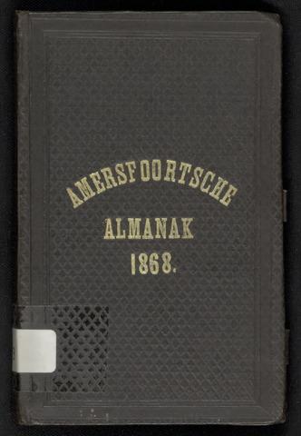 Adresboeken Amersfoort 1868