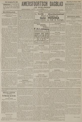 Amersfoortsch Dagblad / De Eemlander 1925-03-30