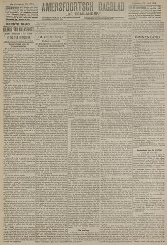 Amersfoortsch Dagblad / De Eemlander 1918-06-29
