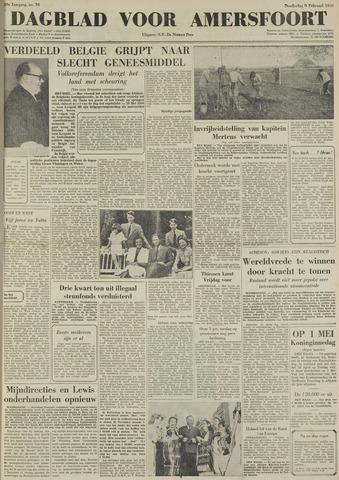 Dagblad voor Amersfoort 1950-02-09