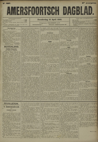 Amersfoortsch Dagblad 1908-04-16