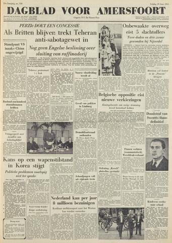 Dagblad voor Amersfoort 1951-06-29