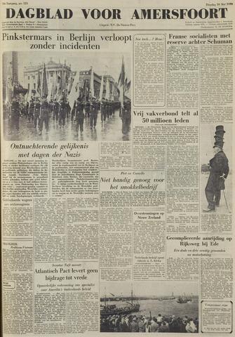 Dagblad voor Amersfoort 1950-05-30