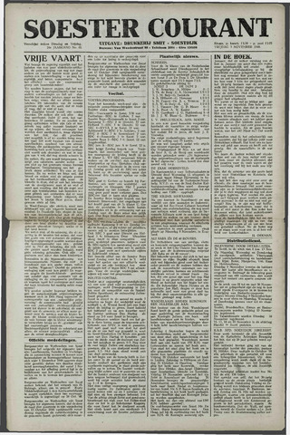 Soester Courant 1948-11-05