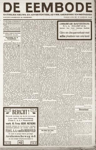 De Eembode 1919-07-04