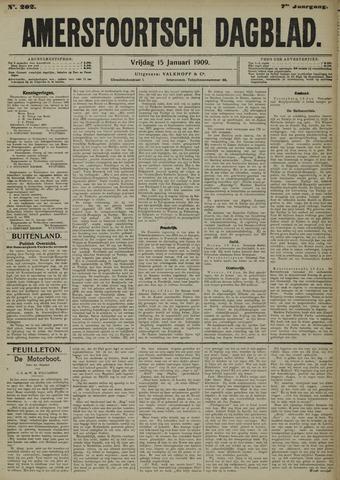 Amersfoortsch Dagblad 1909-01-15