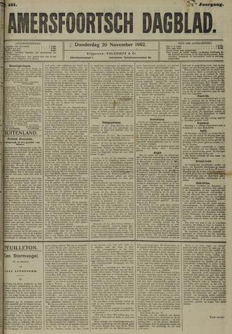 Amersfoortsch Dagblad 1902-11-20