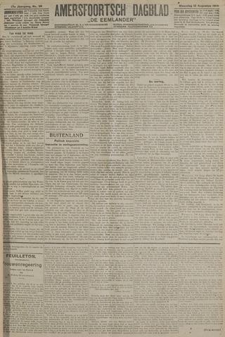 Amersfoortsch Dagblad / De Eemlander 1918-08-12