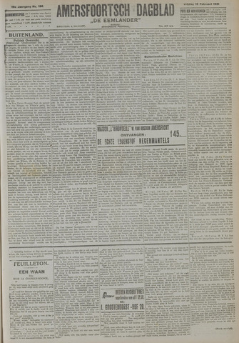 Amersfoortsch Dagblad / De Eemlander 1921-02-18