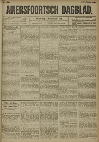Amersfoortsch Dagblad 1911-11-09
