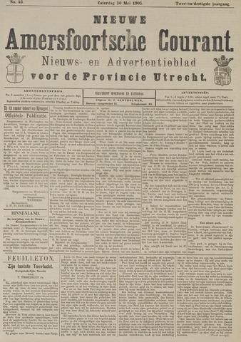 Nieuwe Amersfoortsche Courant 1903-05-30