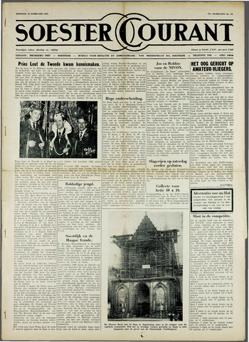 Soester Courant 1962-02-20