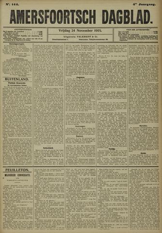 Amersfoortsch Dagblad 1905-11-24