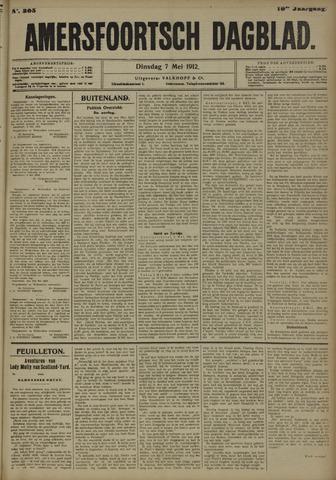 Amersfoortsch Dagblad 1912-05-07