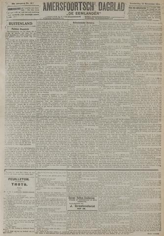 Amersfoortsch Dagblad / De Eemlander 1919-11-13