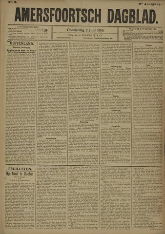 Amersfoortsch Dagblad 1910-06-02