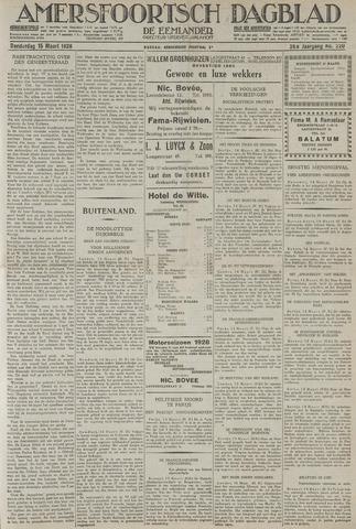 Amersfoortsch Dagblad / De Eemlander 1928-03-15