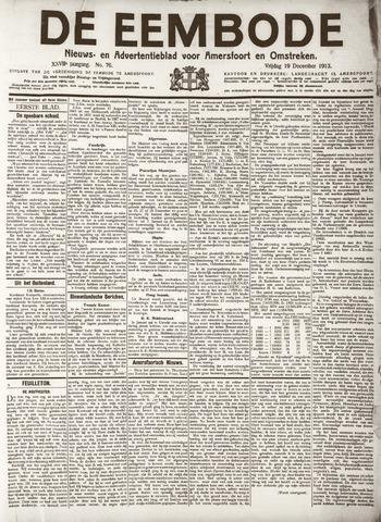 De Eembode 1913-12-19