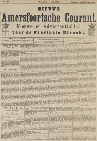 Nieuwe Amersfoortsche Courant 1900-04-11