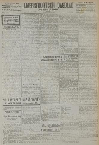 Amersfoortsch Dagblad / De Eemlander 1921-03-22