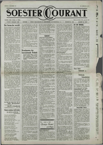 Soester Courant 1951-11-09