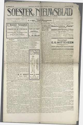 Soester Courant 1923-04-21
