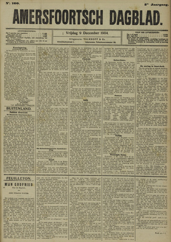 Amersfoortsch Dagblad 1904-12-09