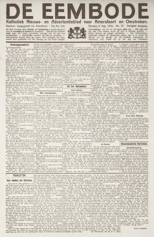 De Eembode 1916-08-08