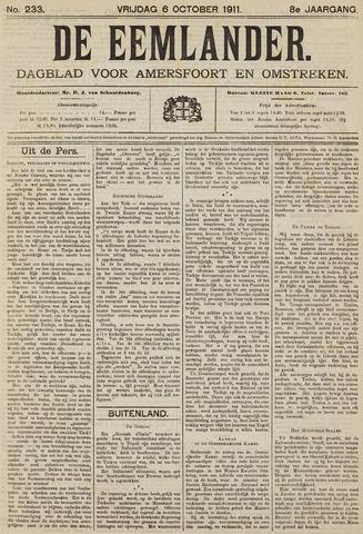 De Eemlander 1911-10-06
