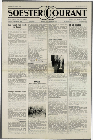 Soester Courant 1954-03-23