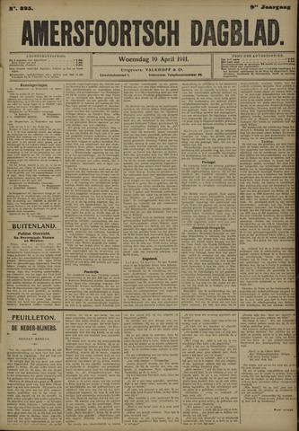Amersfoortsch Dagblad 1911-04-19