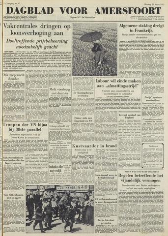 Dagblad voor Amersfoort 1951-03-20