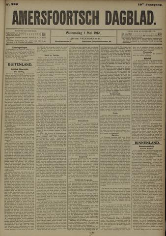 Amersfoortsch Dagblad 1912-05-01
