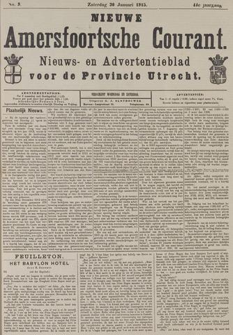 Nieuwe Amersfoortsche Courant 1915-01-30
