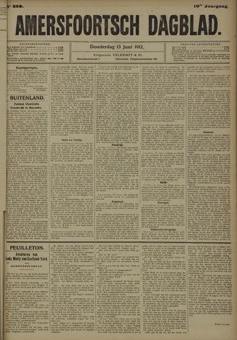 Amersfoortsch Dagblad 1912-06-13