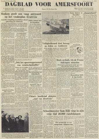 Dagblad voor Amersfoort 1948-11-17