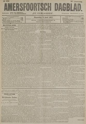 Amersfoortsch Dagblad / De Eemlander 1917-06-11