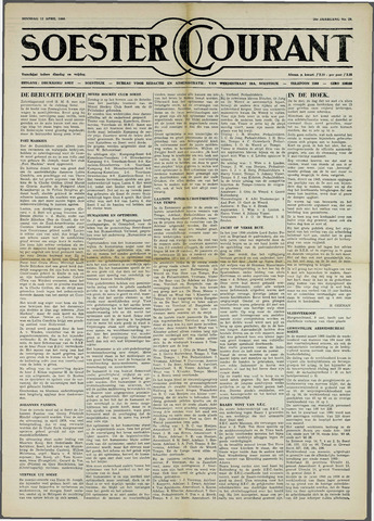 Soester Courant 1960-04-12