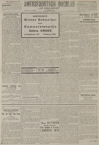 Amersfoortsch Dagblad / De Eemlander 1920-10-21