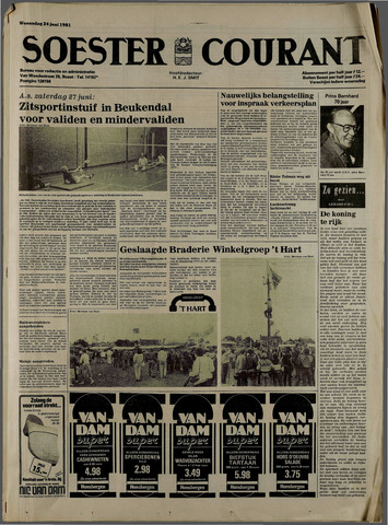 Soester Courant 1981-06-24