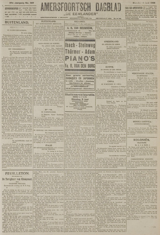 Amersfoortsch Dagblad / De Eemlander 1925-06-09