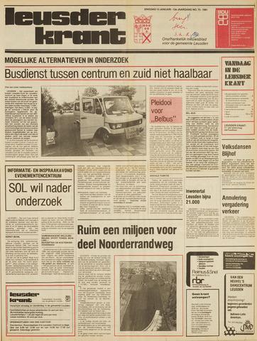 Leusder Krant 1981-01-13