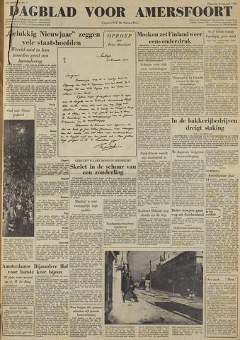 Dagblad voor Amersfoort 1950-01-02