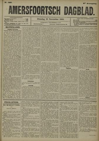 Amersfoortsch Dagblad 1909-11-30