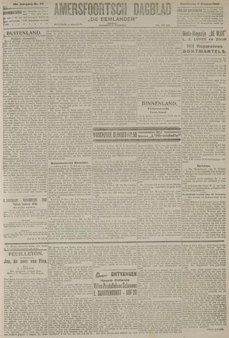 Amersfoortsch Dagblad / De Eemlander 1920-10-07