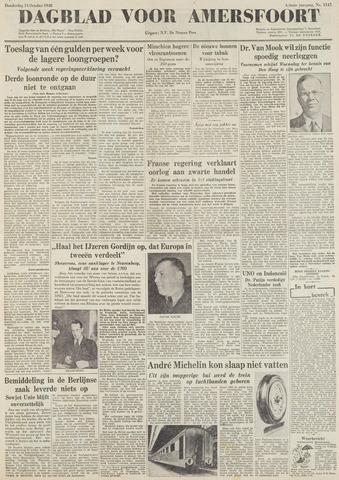 Dagblad voor Amersfoort 1948-10-14