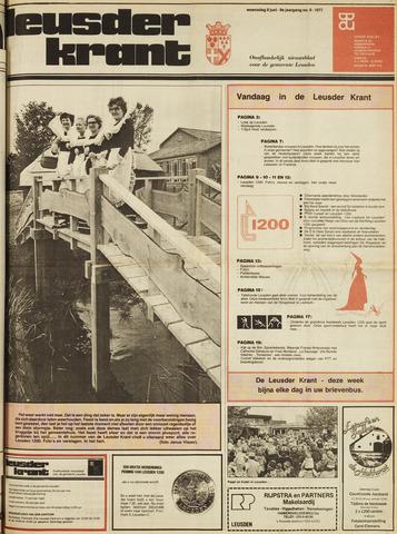 Leusder Krant 1977-06-08
