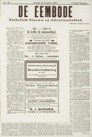 De Eembode 1906-11-24